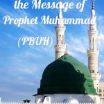 Cultural Values in the Message of the Prophet Muhammad