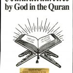 Commandments of God in the Quran