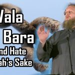 Love and Hate For the Sake of Allah - Abduraheem Green
