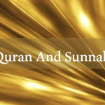 The Authority of the Sunnah and Hadith in light of the Quran
