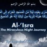 The Miraculous Night Journey
