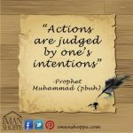 Actions are by Intentions
