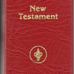 Jesus (peace be upon him) according to the New Testament Bible